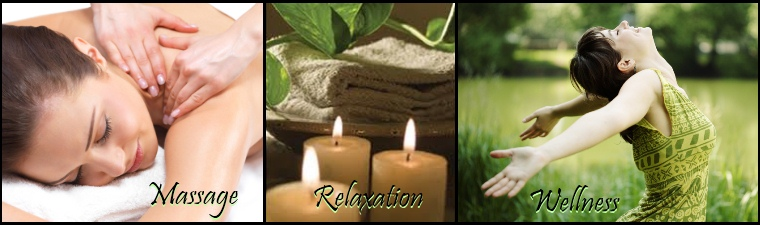 Massage-Relaxation-Wellness Banner