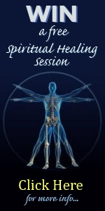 Win Free Spiritual Healing Session